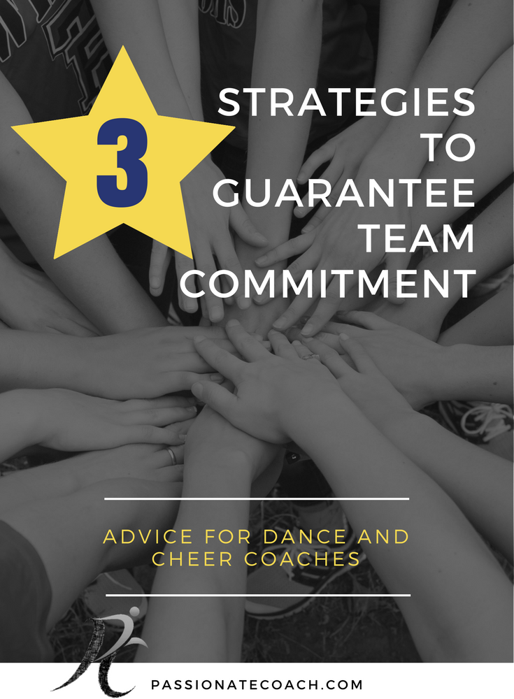 3 Strategies to Guarantee Genuine Team Commitment Team