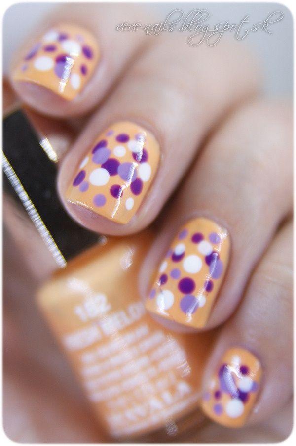 Oooo beautiful. And My kind of nail style | LSU | Pinterest | Beauty ...