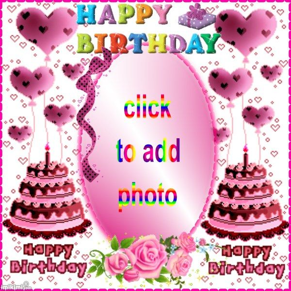 Happy Birthday Card From Imikimicom Pic I Want To Make Happy