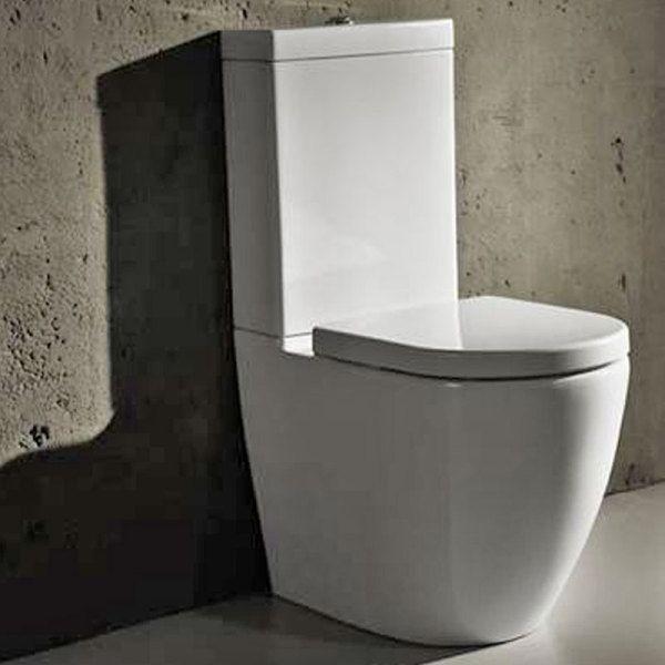 Surprising Parisi Ellisse Back To Wall Toilet Pn500 Cass Brothers Creativecarmelina Interior Chair Design Creativecarmelinacom