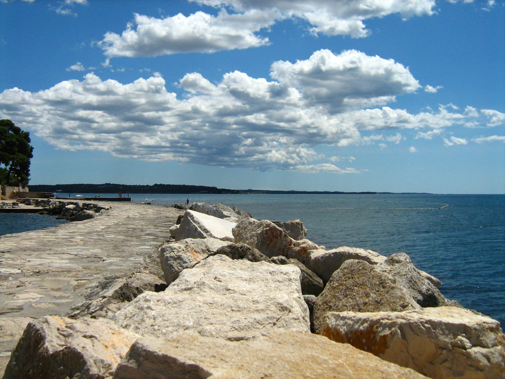 Novigrad Cittanova Istria Outdoor Istra Beach