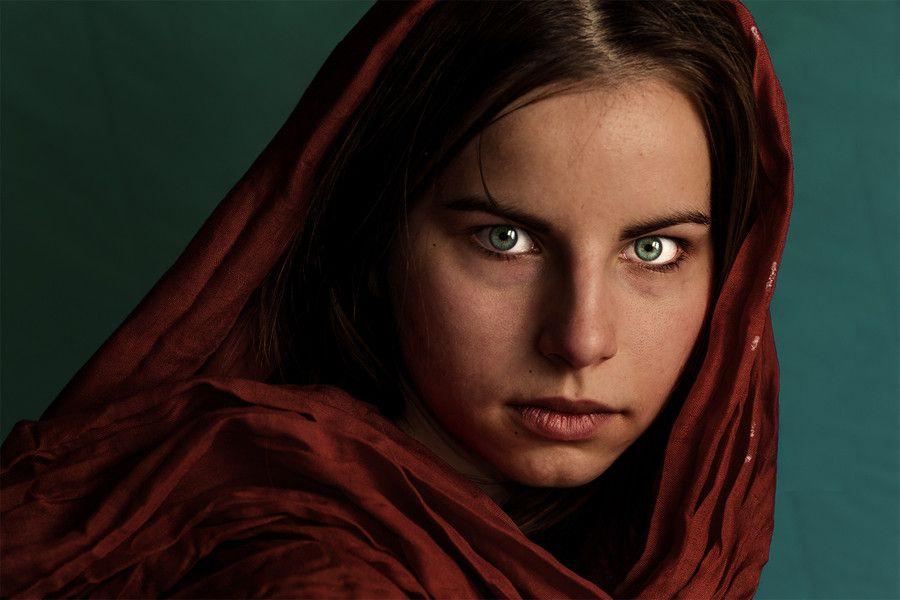 самые красивые афганки фото бывают прямыми