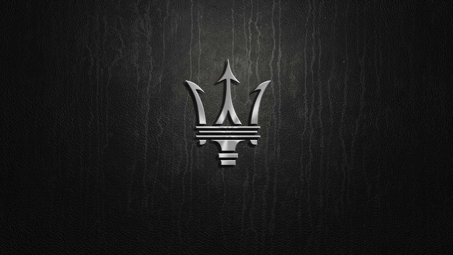 Maserati Logo 3d Wallpaper Logo Wallpaper Hd Maserati Maserati Granturismo