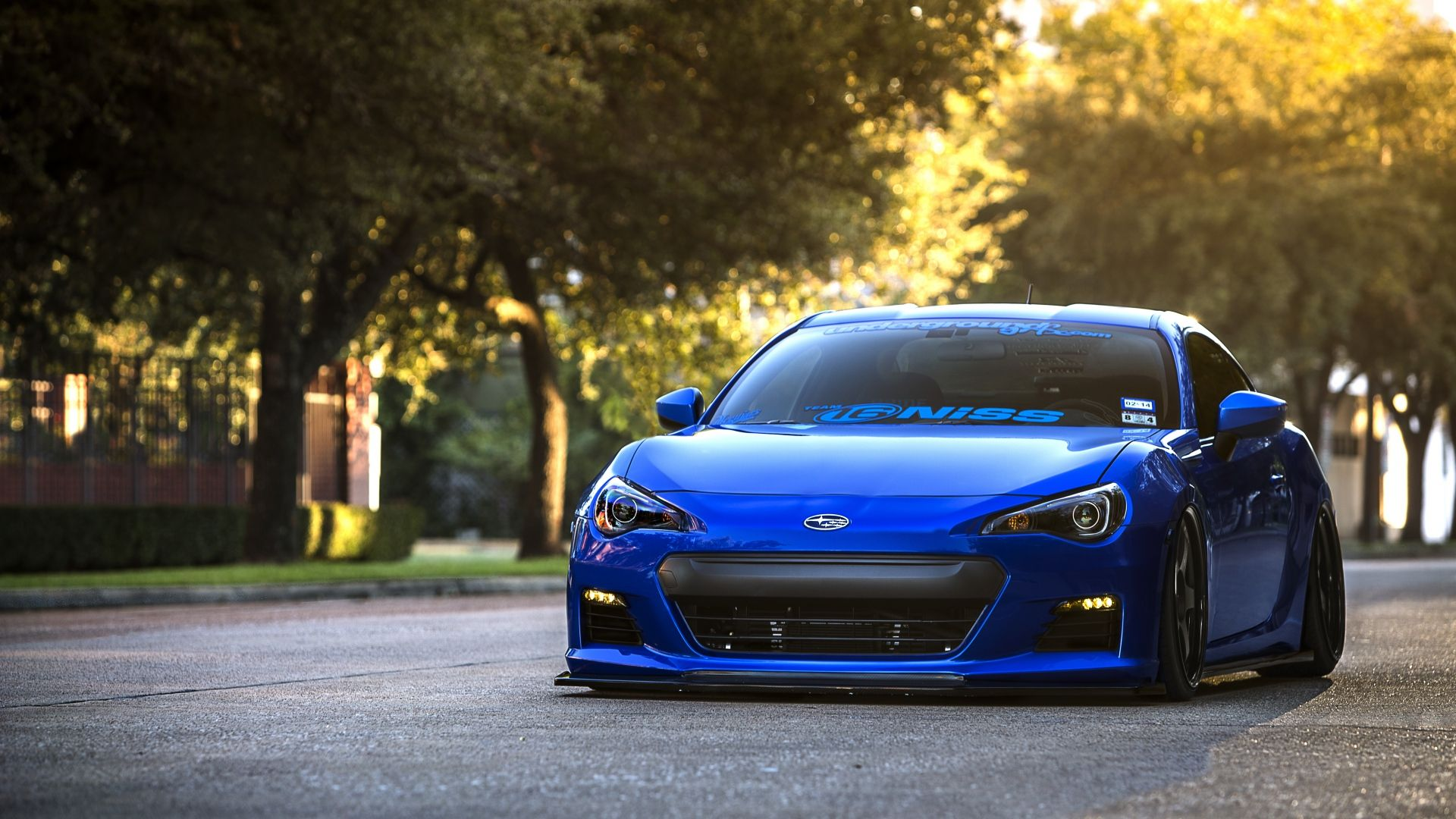 Subaru Sports Car Wallpapers Picture With Hd Desktop X  Kb