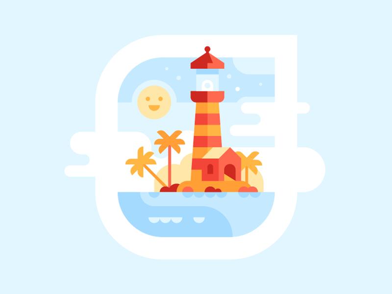 Lighthouse by Alex Pasquarella