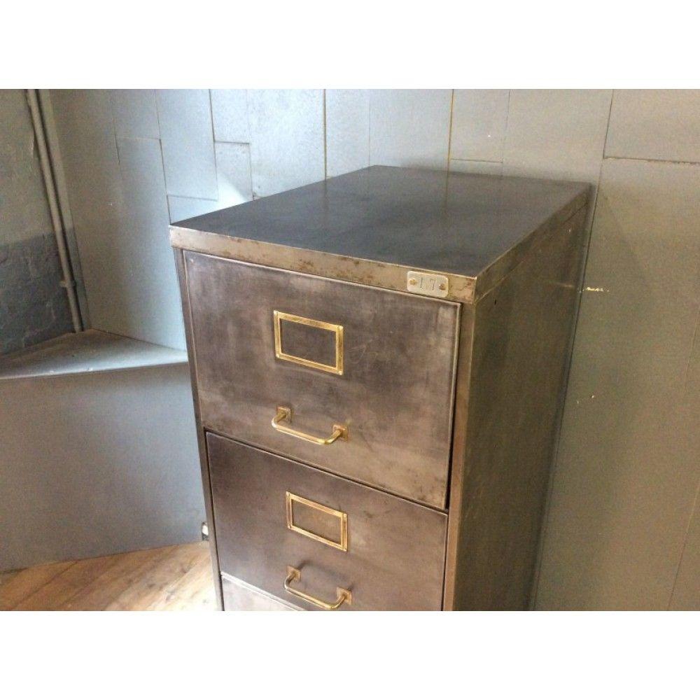 Vintage Filing Cabinet Main - Vintage Filing Cabinet Main Work Research Pinterest Industrial