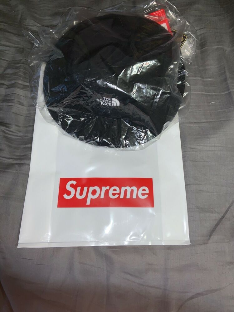 d665db824 Supreme X The North Face Arc Logo Horizon Breeze Hat Black L/XL (in ...