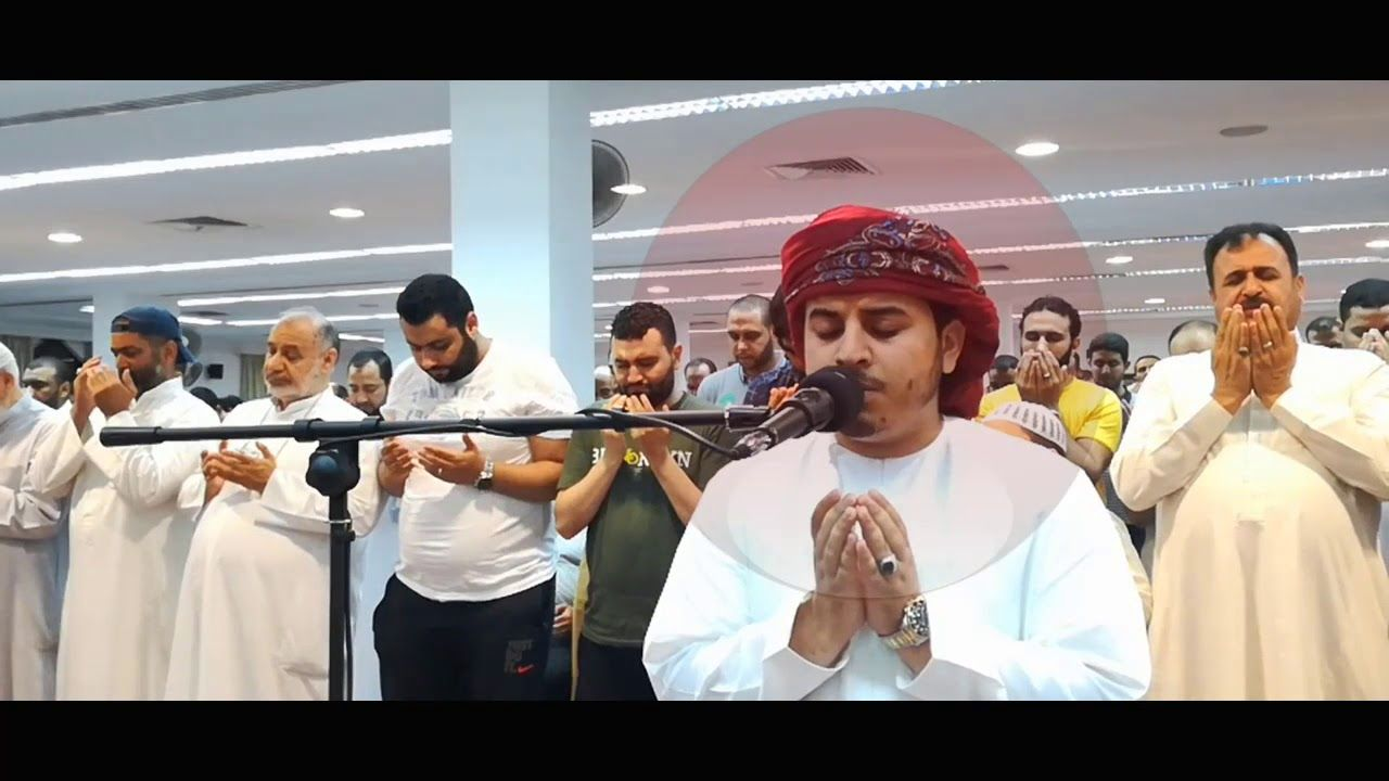 God Gifted Beautiful Quran Recitation by Sheikh Hazza Al Balushi