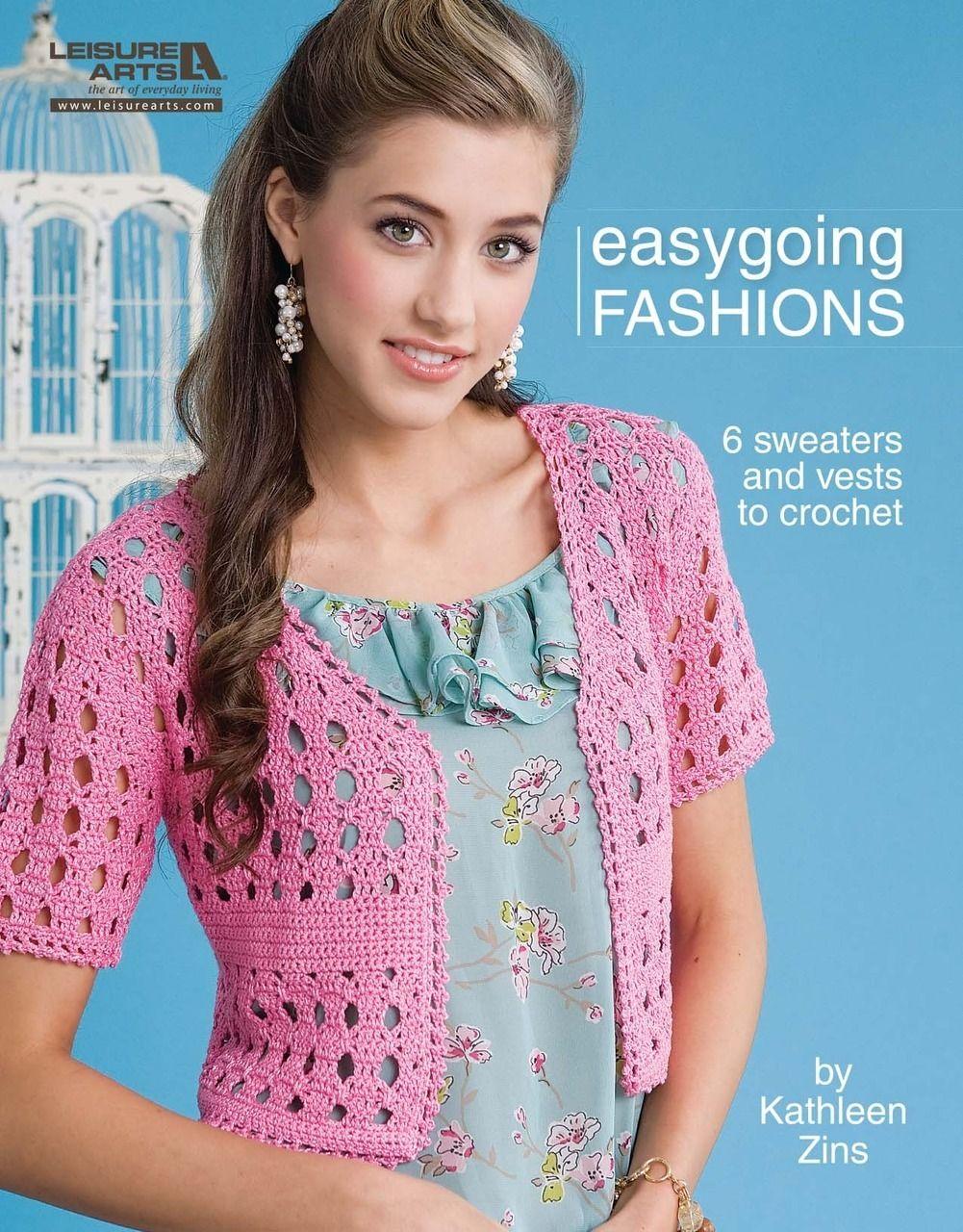 Easygoing Fashions eBook | Pinterest | Blusas y Vestiditos