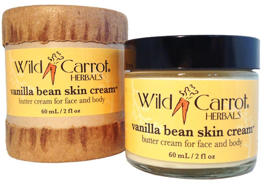 Vanilla Bean Skin Cream by Wild Carrot