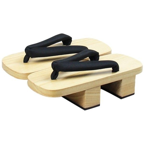 Japanese Wooden Geta Sandals Clogs