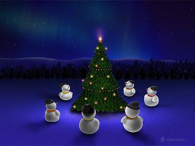 Snowmans Christmas
