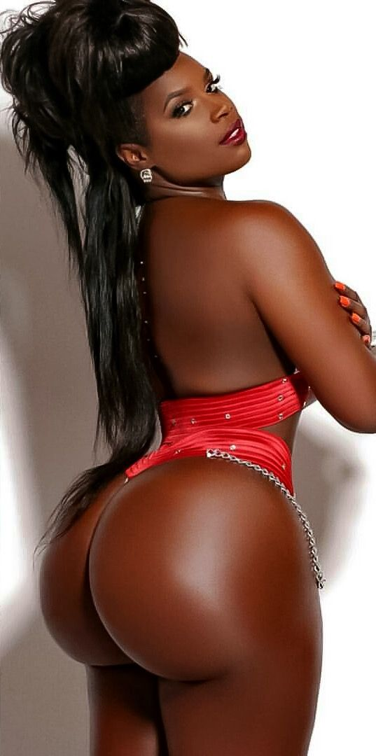 Black girl juicy ass