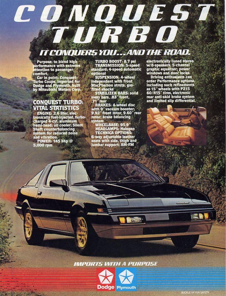 dodge conquest vintage car ads car ads classic cars vintage vintage cars dodge conquest vintage car ads car