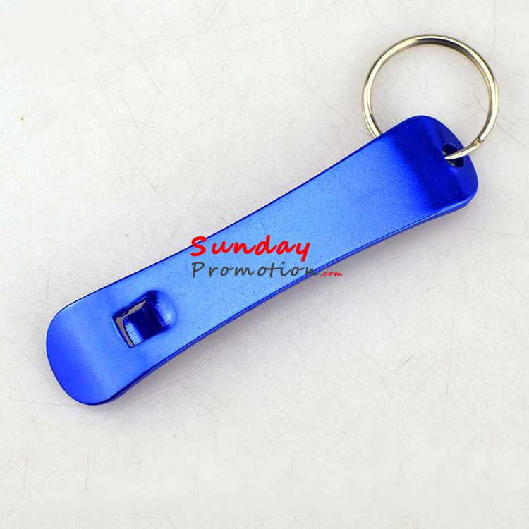 This is a Custom Promotional Bottle Openers Keychain Skateboard Shape, made by alluminium alloy. www.Sundaypromotion.com make your best custom branded items.