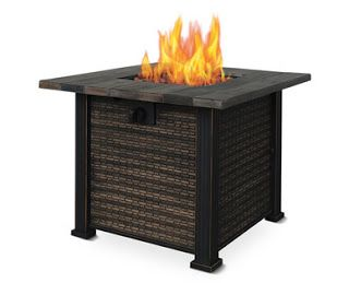 Range Master Gas Fire Table Aldi Opinions Products Backyard