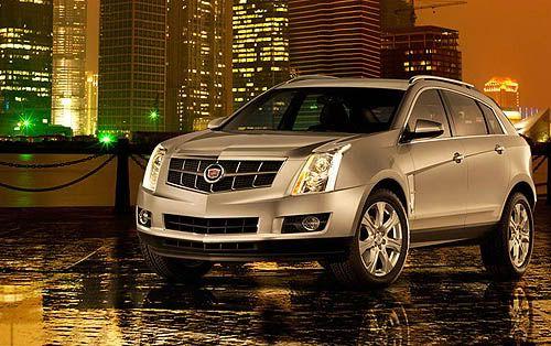 2010 Cadillac Srx Gold Mist Cadillac Srx Cadillac Cadillac Srx