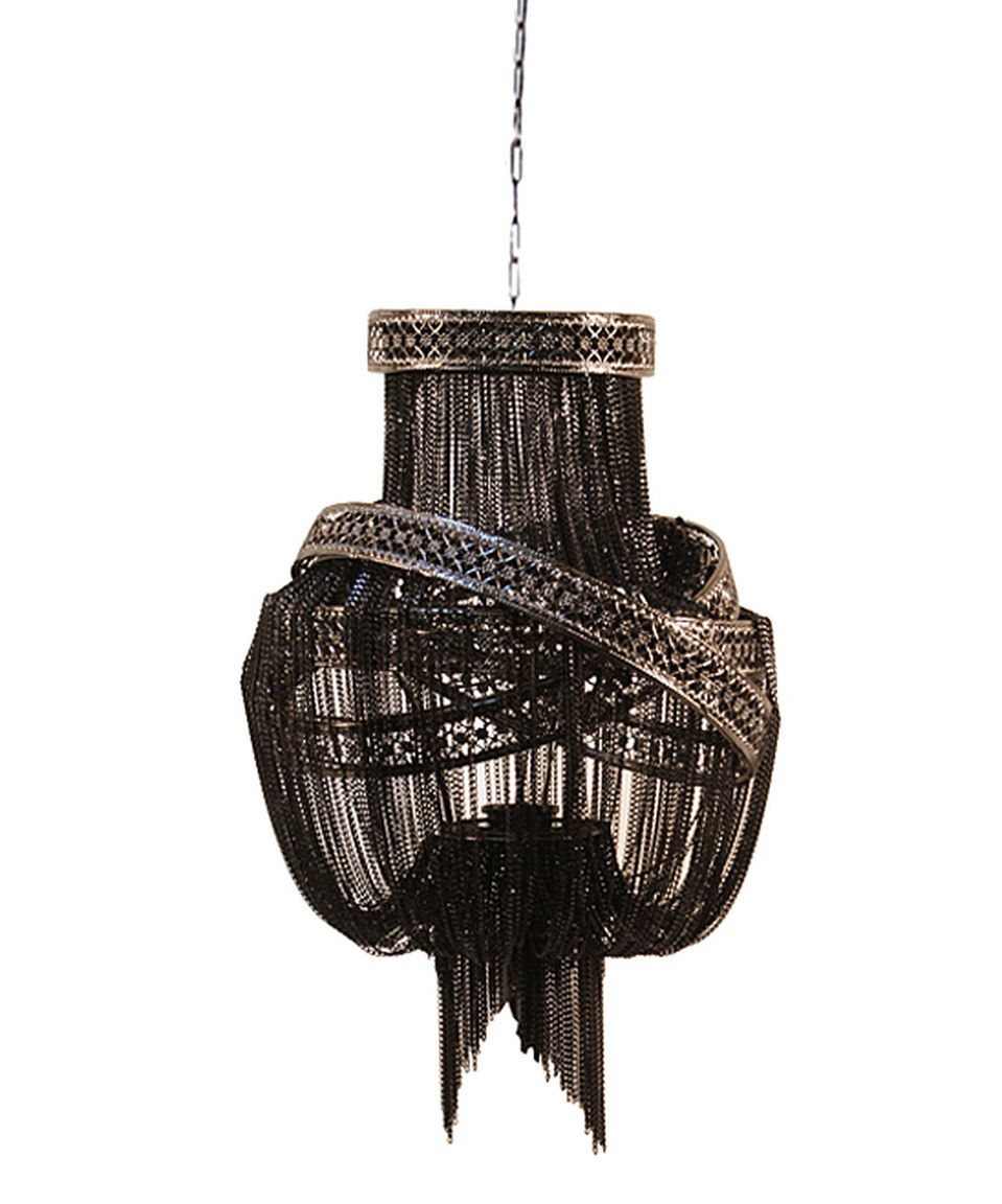 Gorgeous light look what i found on zulily black clara gorgeous light look what i found on zulily black clara chandelier arubaitofo Images