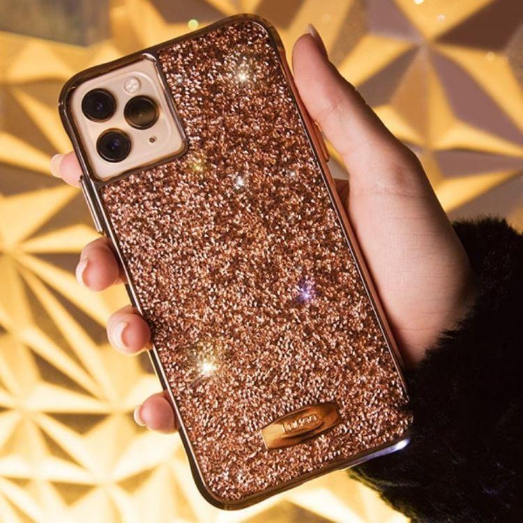 Brilliance rose gold iphone 11 pro max case in 2020