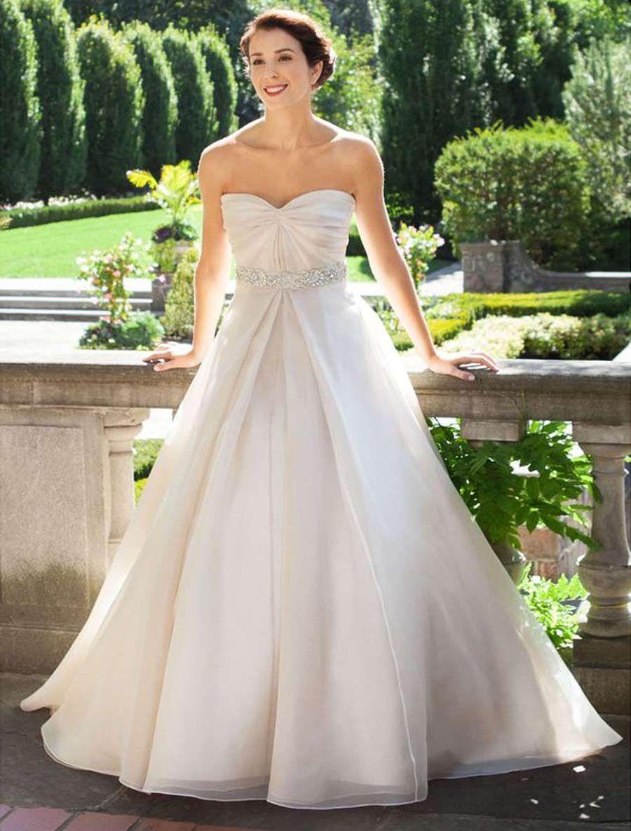 Wedding dress under 500  LeaAnn Belter Eloise Wedding Dress  Wedding dress Romantic and