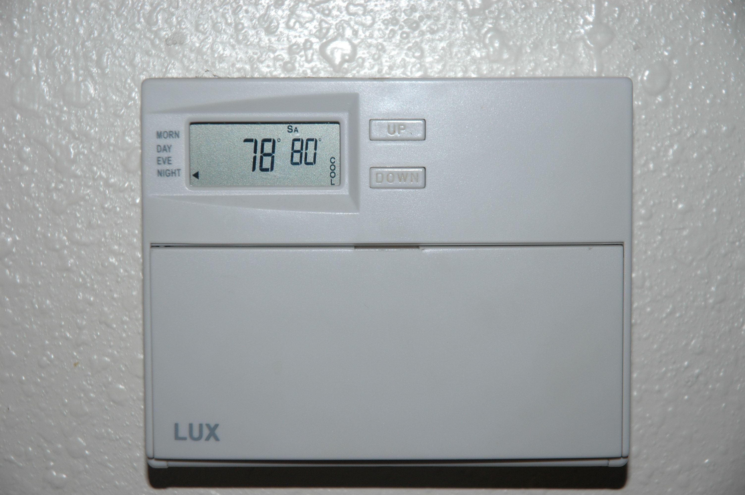 How can you find that happy medium an A/C temperature