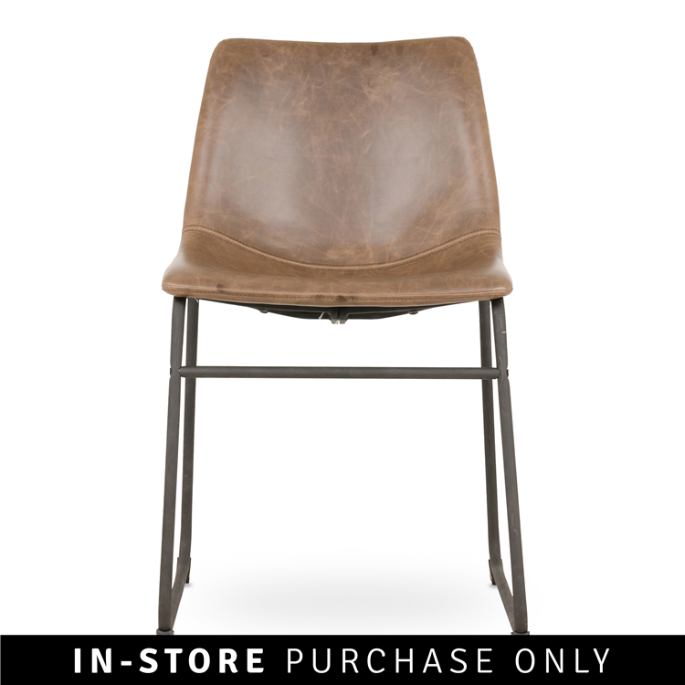 Home Origin Dining Chair Brown