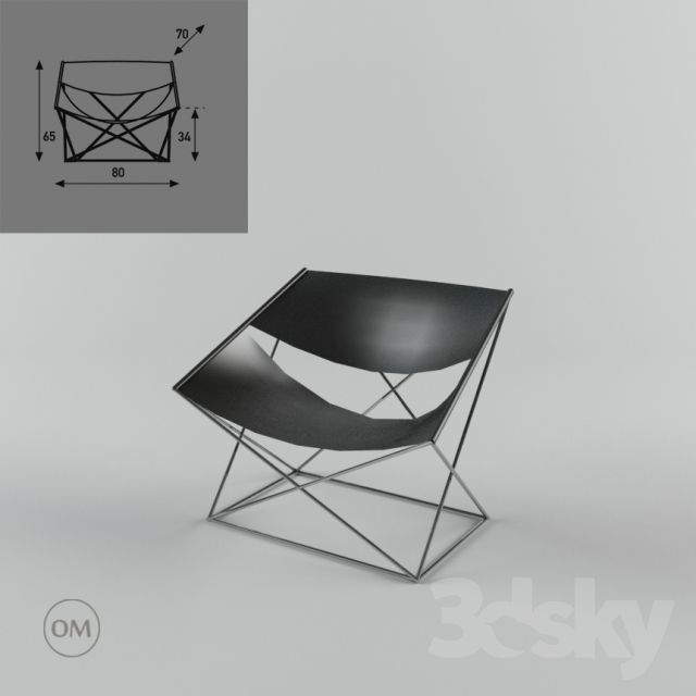 Artifort Butterfly Chair