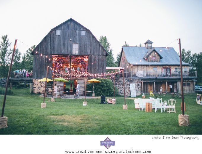 Minnesota Wisconsin Outdoor Wedding Venues