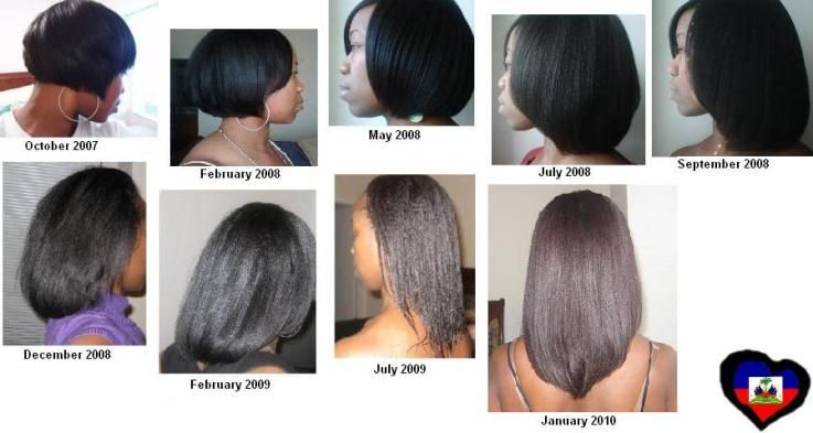 Tremendous 1000 Images About Relaxed Hair On Pinterest Relaxed Hair Short Hairstyles Gunalazisus