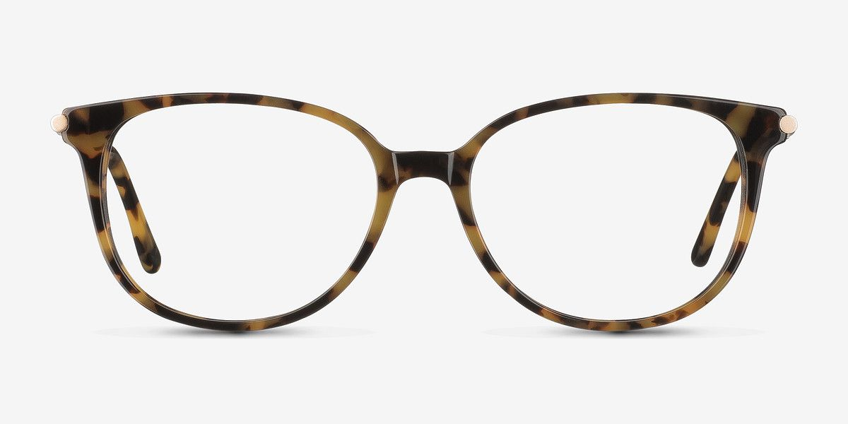 a6b20ebb1a Jasmine Tortoise Acetate Eyeglasses from EyeBuyDirect. A fashionable frame  with great quality and an affordable price. Come see to discover your style.