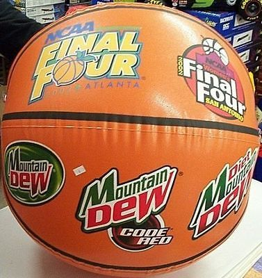 Mountain dew code red #basketball #inflatable diet #mountain dew 2002 ncaa finals,  View more on the LINK: 	http://www.zeppy.io/product/gb/2/182018528883/