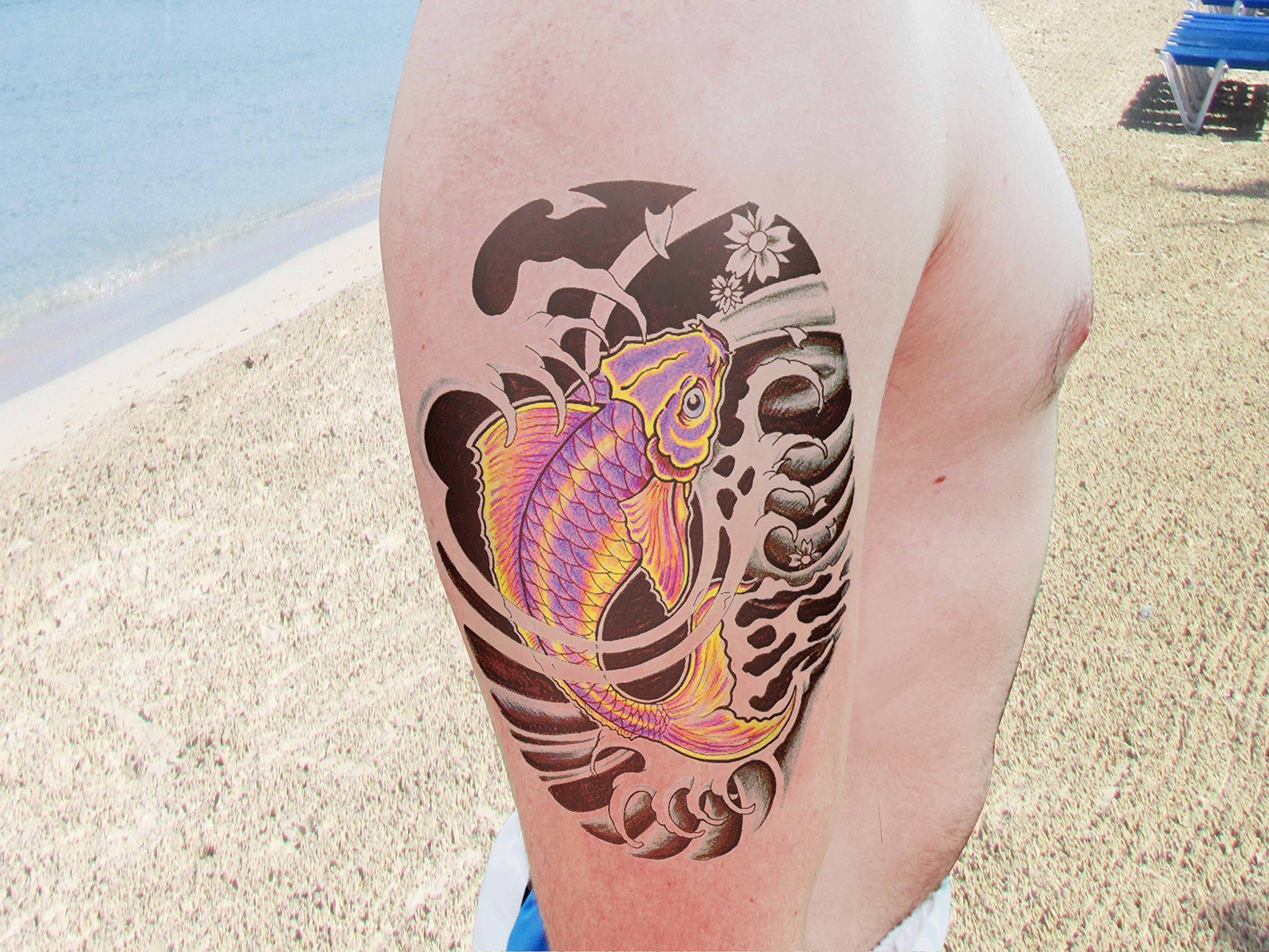 create your own temporary tattoo paper