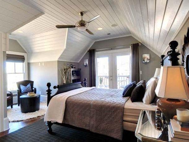 attic storage ideas attic bedroom ideas 7 turn your. Black Bedroom Furniture Sets. Home Design Ideas