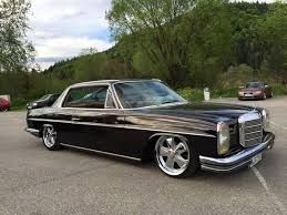 Image Result For Mercedes Benz W114 Coupe For Sale South Africa
