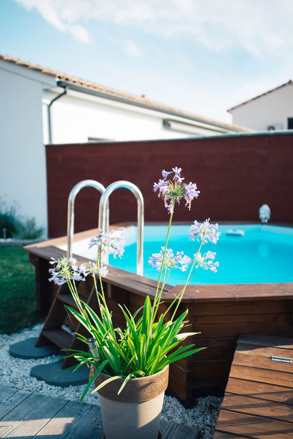 petit jardin convivial et chaleureux terrasse salon de ...