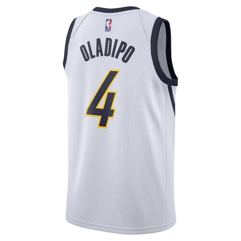 Victor Oladipo Earned City Edition Swingman Indiana Pacers Men S Nike Nba Connected Jersey Victor Oladipo Nike Men Indiana Pacers