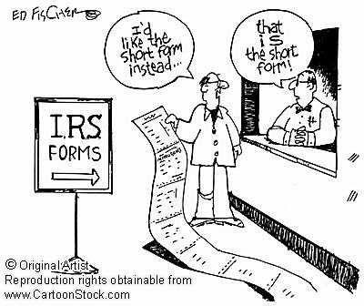 still no short form unfortunate lol tax cartoons pinterest