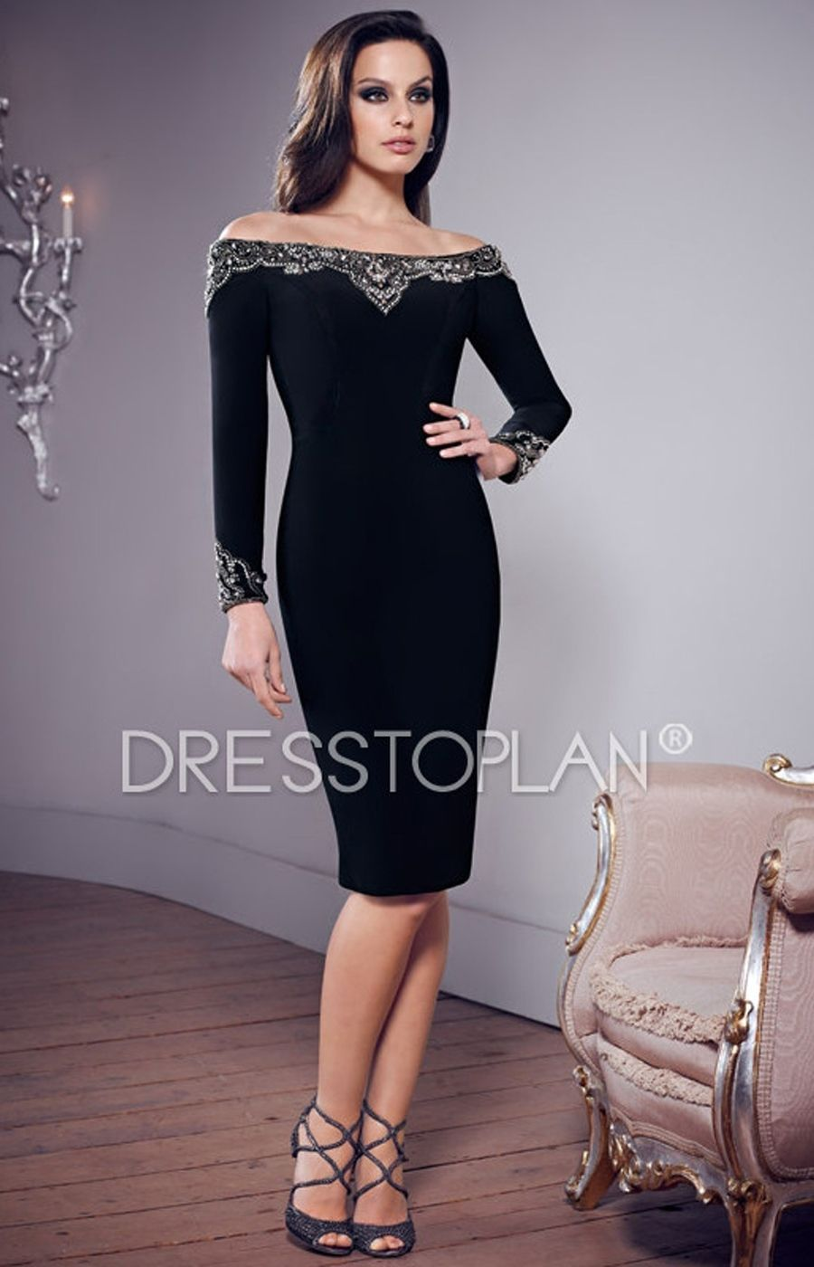 Imposing Ideas Wedding Guest Dresses Long Sleeve 1000 About