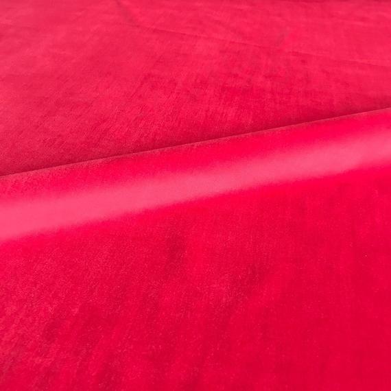 Red Velvet Upholstery Fabric #velvetupholsteryfabric Red Velvet Upholstery Fabric