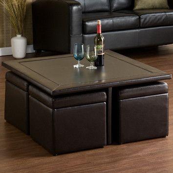 Wildon Home ® Barton Coffee Table Set