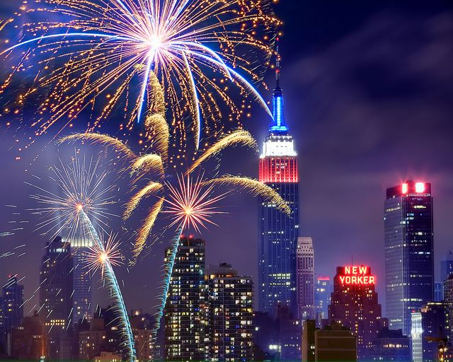 Ano novo Nova York