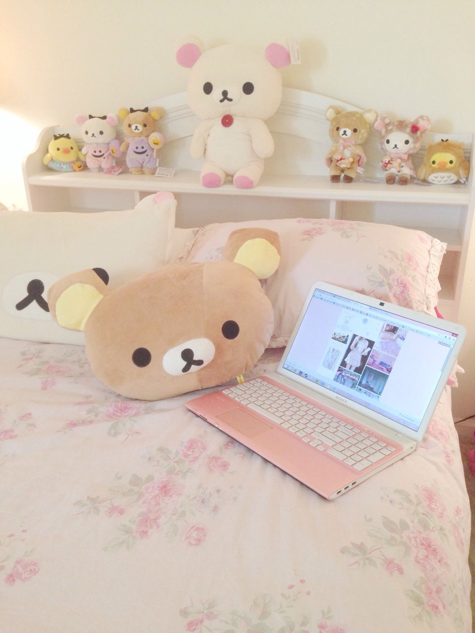 Kawaii shop rilakkuma friends pinterest Cute bedroom decor