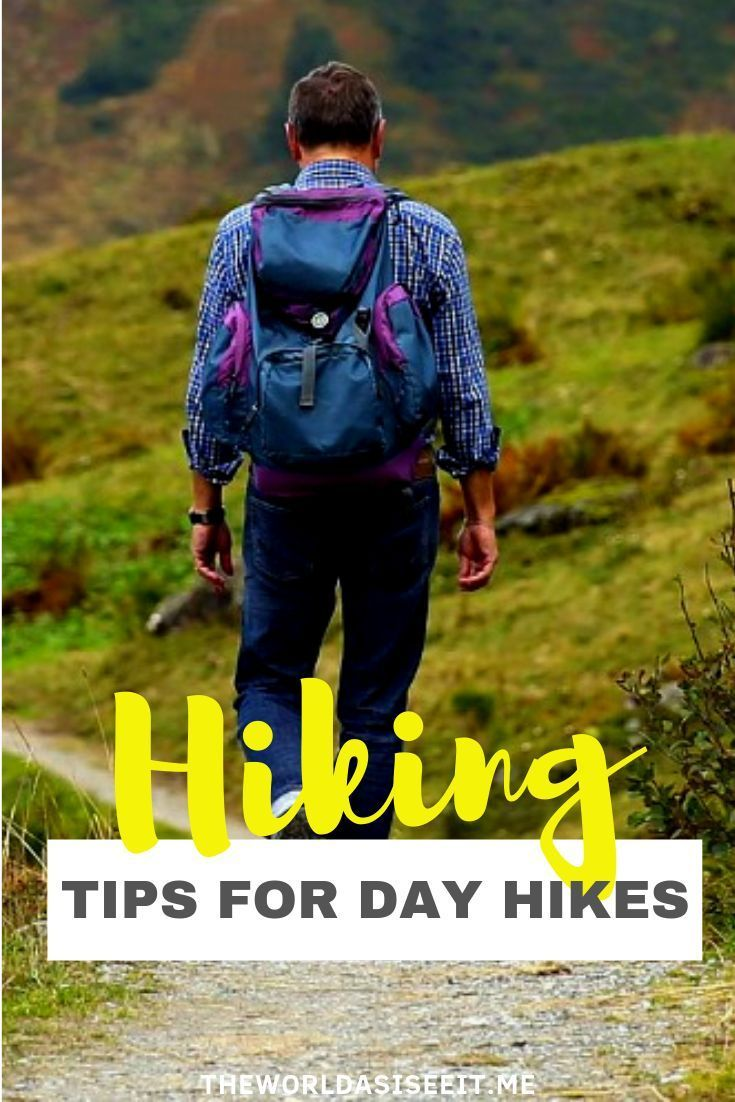 Photo of Top 10 Hiking Tips for Day Hikes * The World As I See It