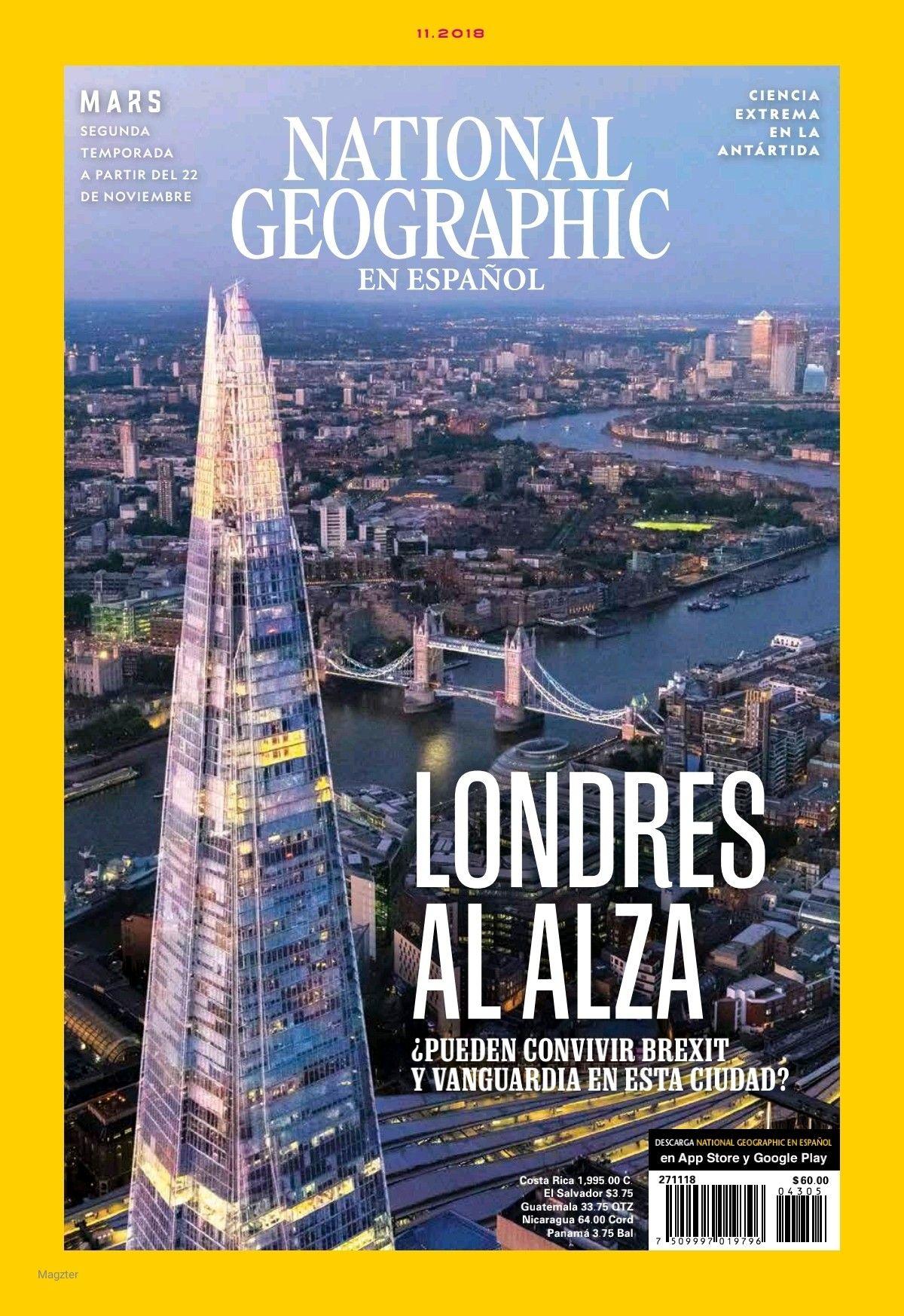 Londres Al Alza Con El Breixit National Geographic Londres Historia National Geographic