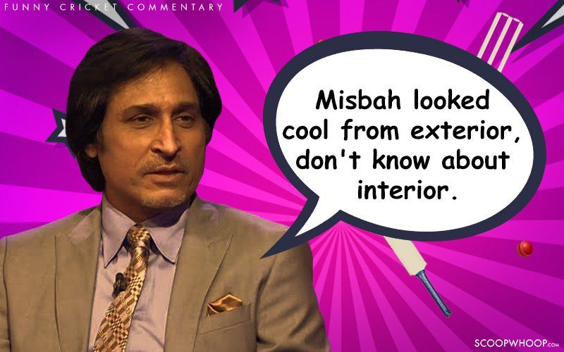 15 Times Cricket Commentators Were So Excited, They Had No Idea What They Were Talking About