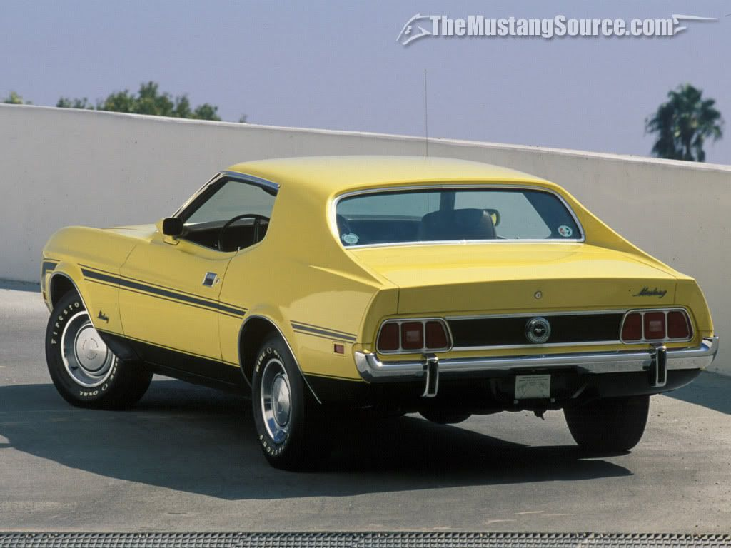 Ford Mustang  Historia y evolucin  Posts Coupe and Ford