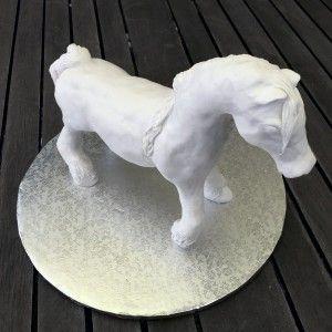 Tuto tr s d taill cheval en pate sucre tutoriel fondant pinterest p te sucre sucre - Decoration gateau cheval ...