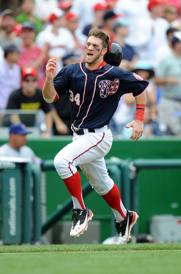 Bryce Harper Washington Nationals Washington Nationals