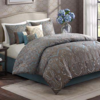 Love This Bedding Set From Kohl S Wyndham 7 Pc Comforter Set