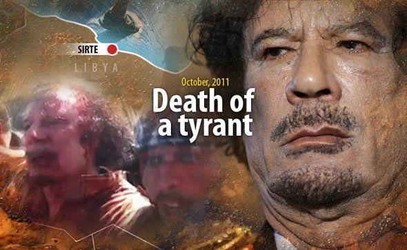 Mugabe in crisis over Gaddafi death - Nehanda Radio